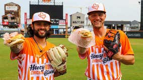 Texas minor league baseball team renamed Honey Butter Chicken Biscuits for some 2021 games