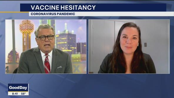 Epidemiologist addresses vaccine hesitancy and safety concerns