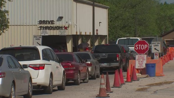 Texas vehicle registration waiver expires Wednesday