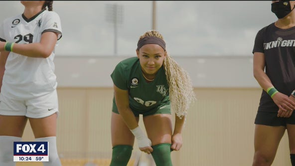 After beating cancer, Frisco Reedy's Nahla Turner makes college soccer comeback