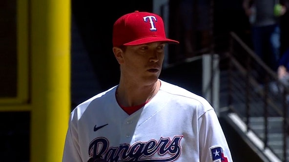 Texas Rangers trade Kyle Gibson, two others to Phillies for prospects