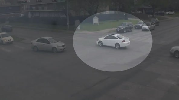 Trackdown: Help find road rage shooter