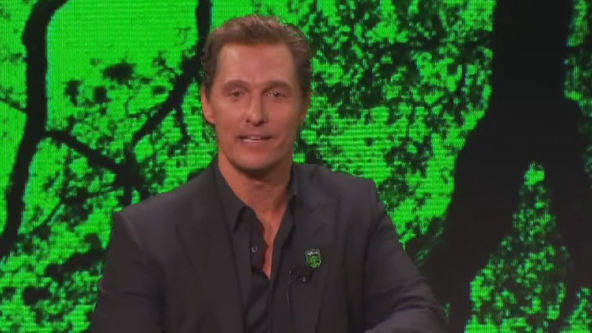 Poll: More voters favor Matthew McConaughey over Greg Abbott for Texas governor