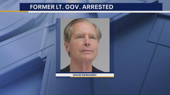David Dewhurst arrested in Dallas for alleged family violence