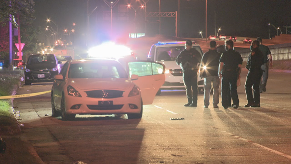 6 people injured in gang-related shooting on Fort Worth freeway