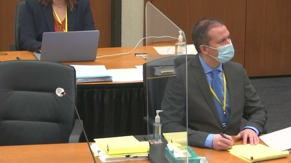 Derek Chauvin trial live: George Floyd companion Morries Hall pleads 5th, won't testify
