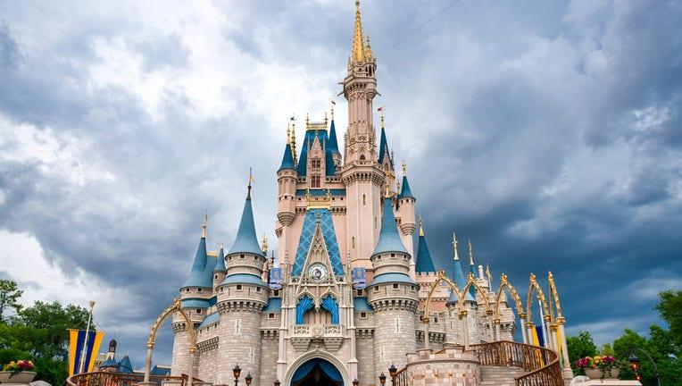Cinderella Castle in Walt Disney World
