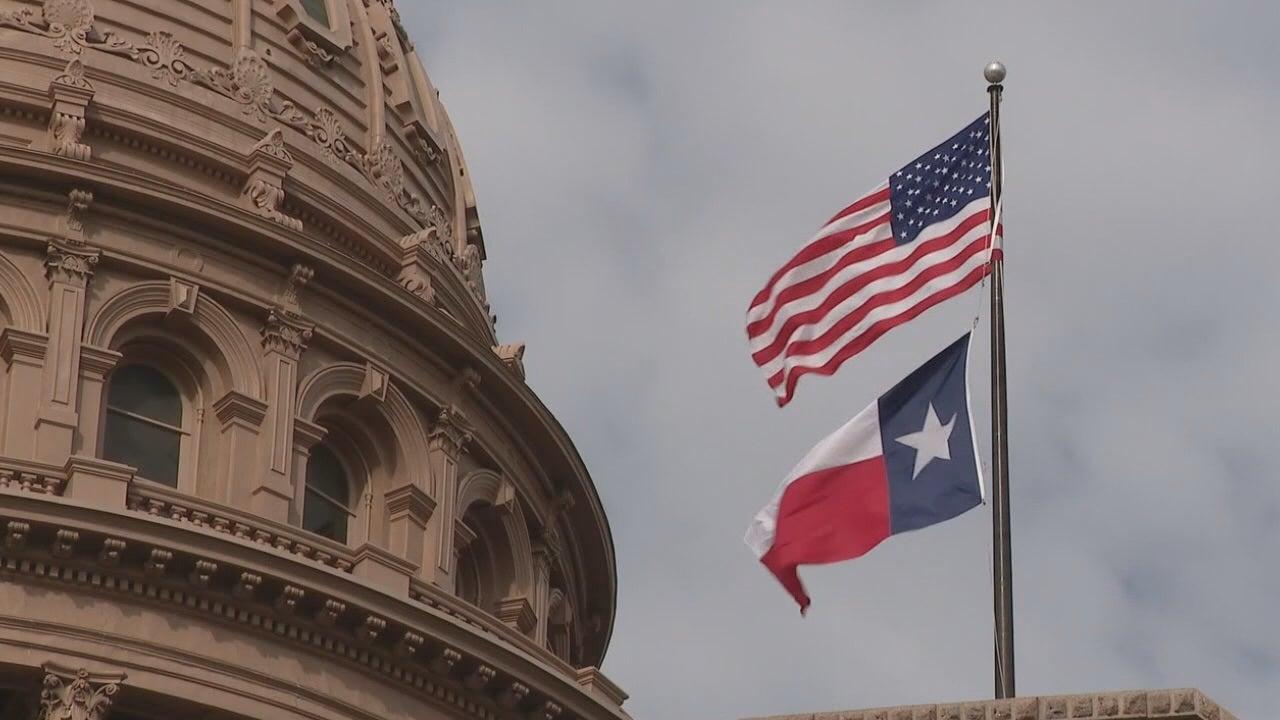 Texas lawmakers spar over election bill