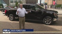 Ed Wallace: 2021 Hybrid Electric Ford F150