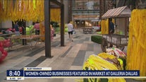 Women-owned businesses featured at Galleria Dallas market