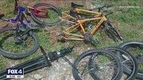 Bikes stolen from Dallas Boy Scouts camp found in hidden trailer