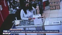 Salon purse snatcher expands reach to North Texas corporate offices
