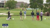 AT&T Byron Nelson gets underway in Collin County