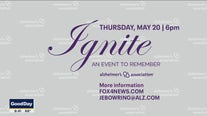 Ignite: A Gift To Remember benefiting Alzheimer's research
