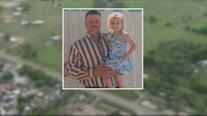 Waxahachie father hurt while shielding daughter during tornado