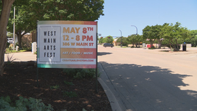 West Main Arts Festival in Arlington marks return of in-person art festivals