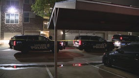 Police investigating after infant, man found dead in Garland apartment