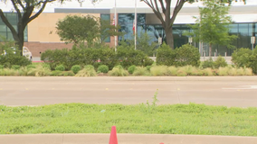 No officers hurt in drive-by shooting at Carrollton Police Department