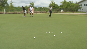 Free golf lessons for kids offered Saturday in Dallas to get more minorities involved in the sport