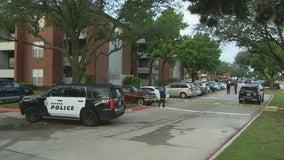 Domestic violence suspect shot after firing at Denton police officers