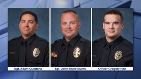 Flower Mound officers shot during standoff continuing to recover, doing well