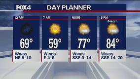 May 6 overnight forecast