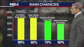 May 17, 2021 evening forecast