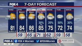 May 6 morning forecast