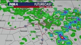 May 10 overnight forecast