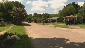 10-year-old shot while playing with friend in back yard after finding gun in his Dallas home