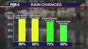 May 17, 2021 overnight forecast