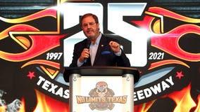Eddie Gossage to step down as president of Texas Motor Speedway
