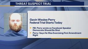 Trial begins for North Texas man accused of threatening Nancy Pelosi