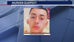 Garland police release new video of suspect accused of murdering man playing soccer