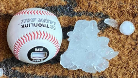 Storms drop hail, lightning across DFW metroplex; more forecasted for Tuesday