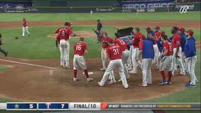 García's homer in 10th gives Rangers 7-5 win over Astros