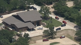 Police: Man who pointed gun at people at Flower Mound park, tried to enter fire station arrested