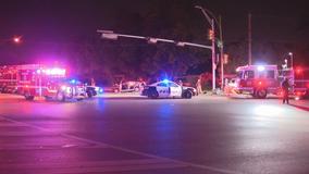 1 dead in overnight crash in Dallas