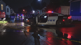 Dallas police investigating triple shooting following altercation at mobile home park