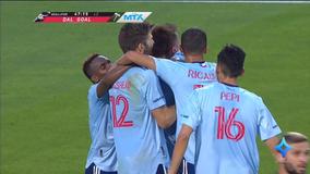 Ricaurte's early goal helps Dallas beat Timbers 4-1