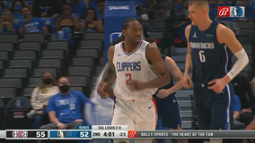Clippers spoil Mavs' party, 118-108, to get back in series
