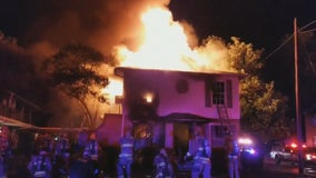 11 people displaced by North Dallas apartment fire