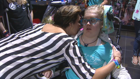 North Texas family pushes for tougher seatback safety rules after life-changing crash