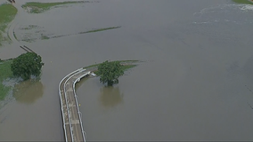 North Texas officials prepare for potential flash floods