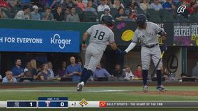 Germán strong following Kluber, Yanks shut out Rangers again
