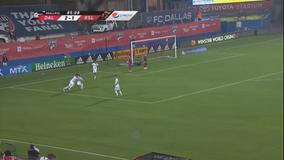 FC Dallas, Real Salt Lake trade late goals, tie 2-2