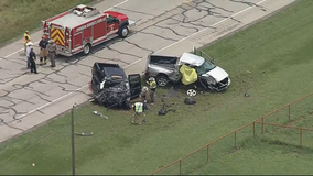 Four die in two-vehicle wreck outside Springtown