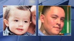 Amber Alert canceled after missing Amarillo toddler found safe