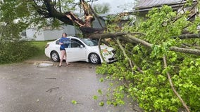 Southern US braces for another round of severe weather after tornadoes cause damage, 2 deaths