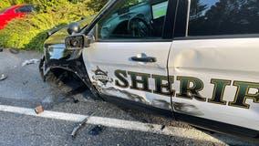 Tesla in autopilot mode crashes into patrol car in Washington state